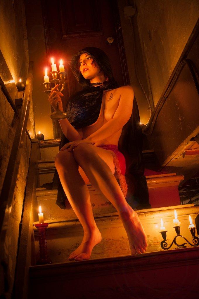Model =- Adrienne