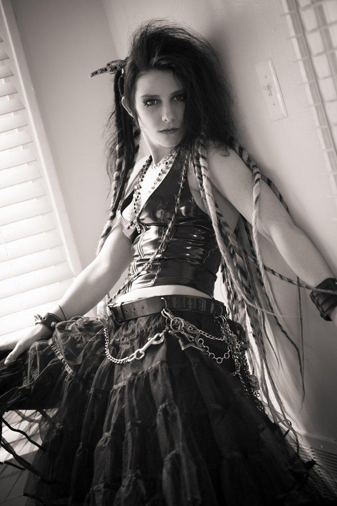 Model - Paula