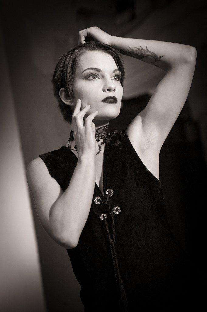 Model - Janice