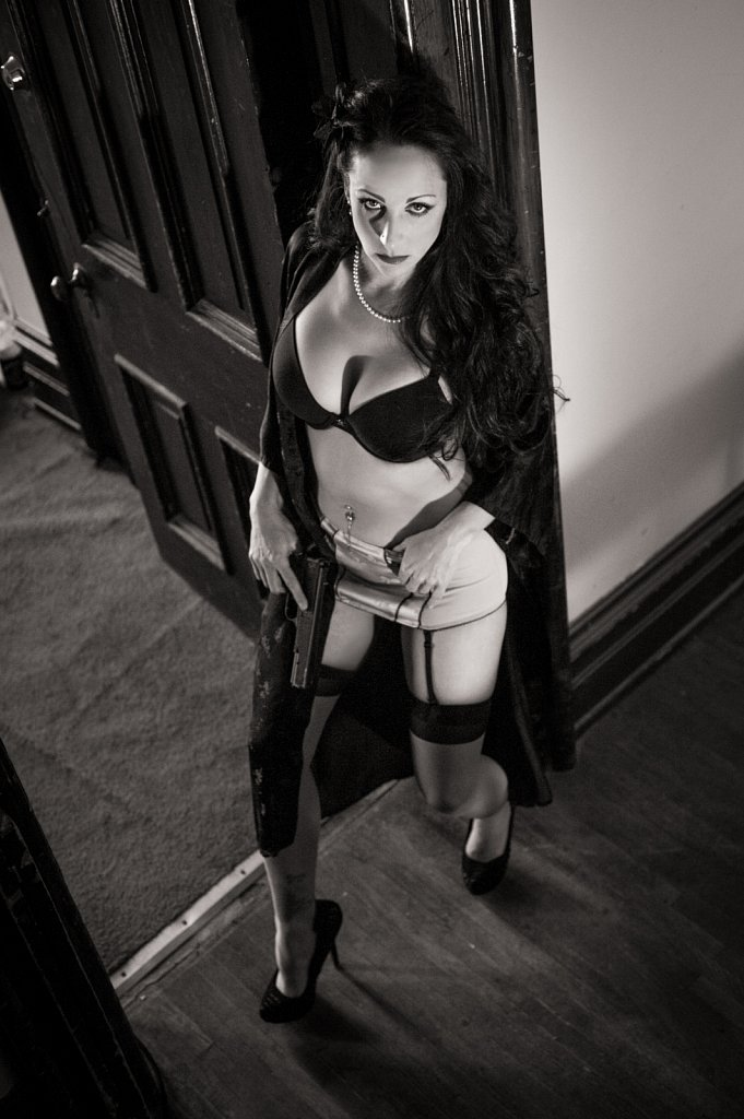 Model - Keleigh