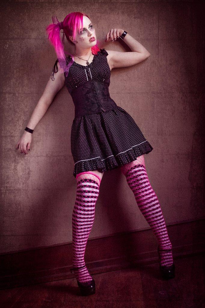 Model - Rachel
