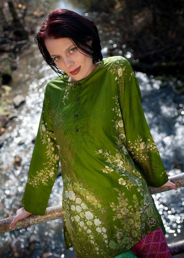 Model - Selene Lillian