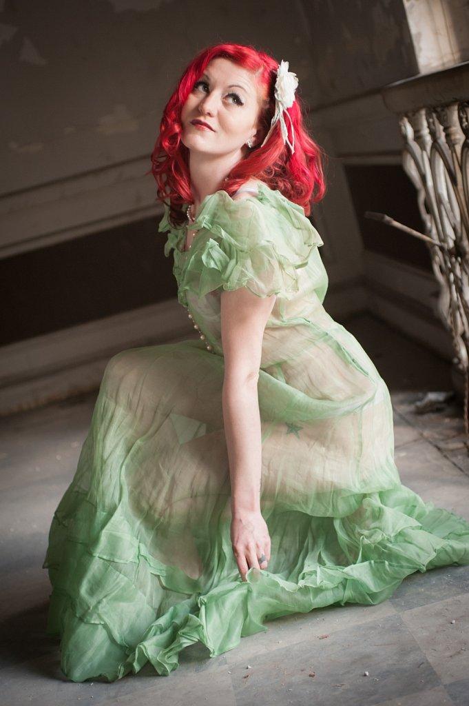 Model - Tiffany