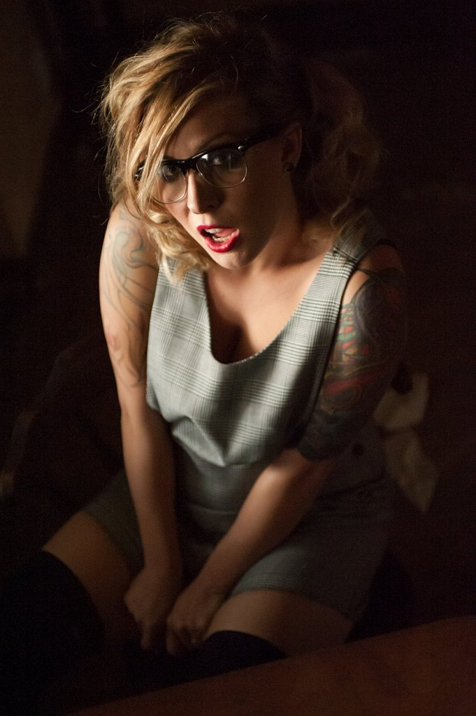 Model - Stoney